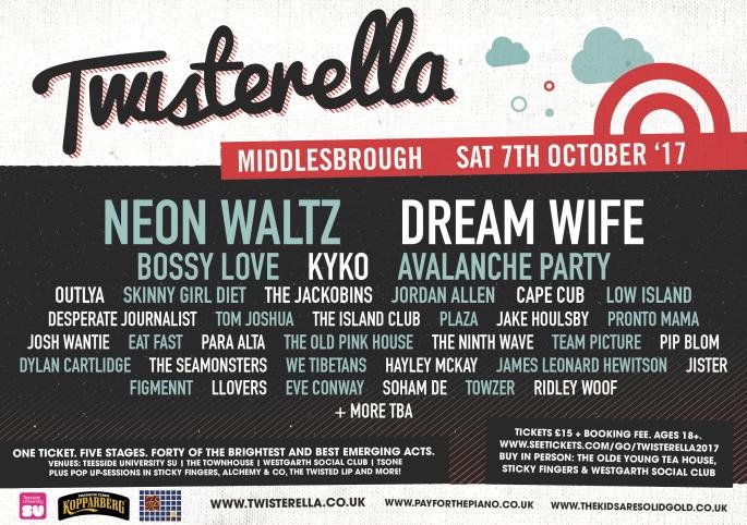 Twisterella 2017