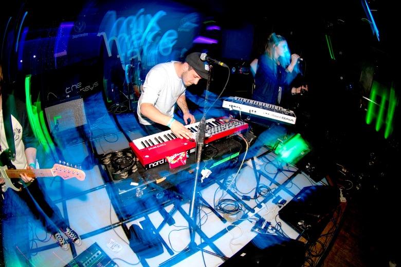 Fickle Friends at Mixtape - photo by Lauren Close
