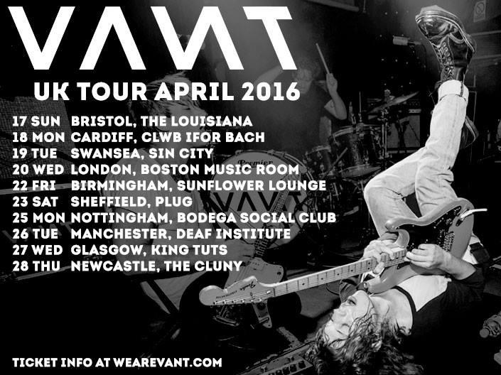 VANT tour